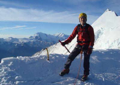 bishorn ice climb