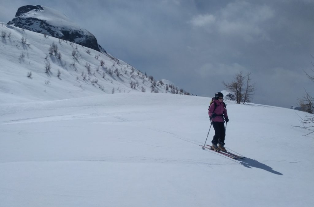 Easter on skis