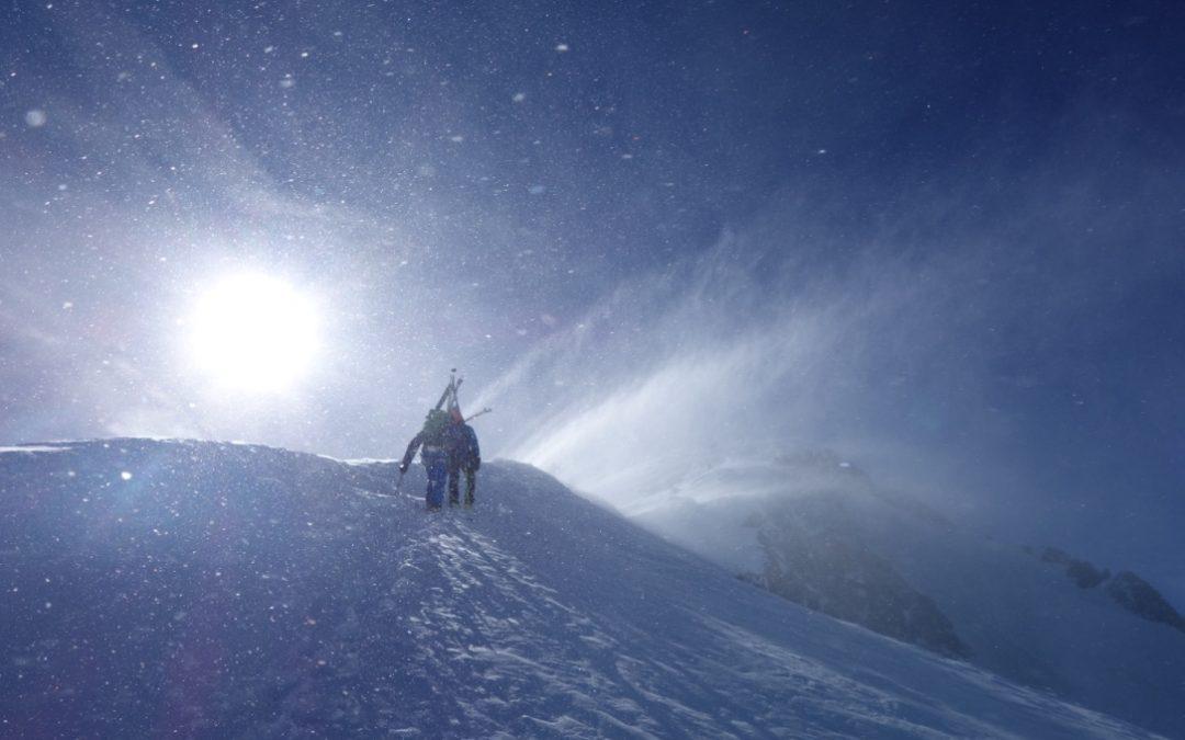 Mont-Blanc snowboard