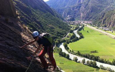Rock at Val d'Aosta