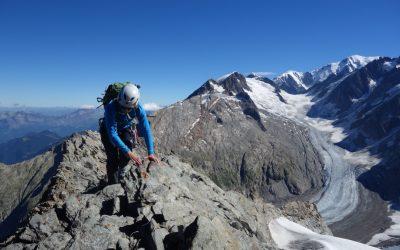 Ascent and tour of Mont Tondu