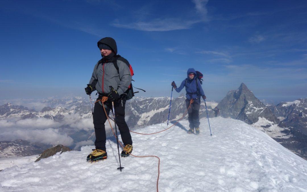 Breithorn 4164 m