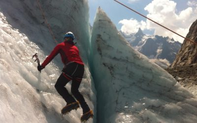 Ice training