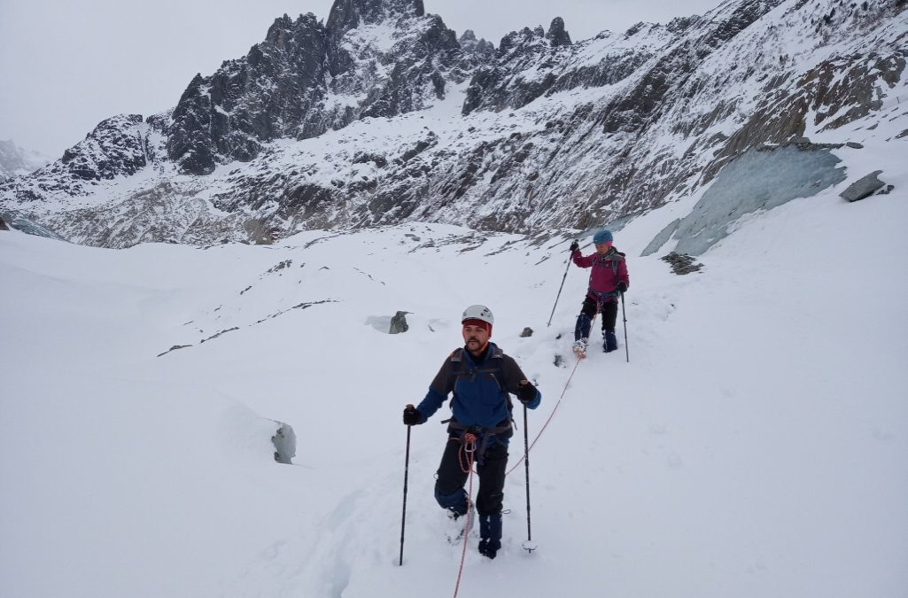 Glacier skills