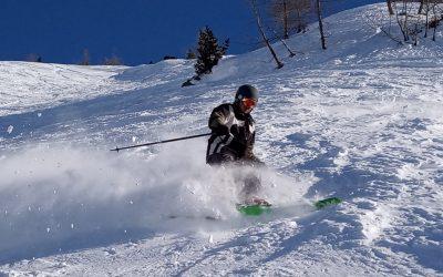 Ski et snowboard hors piste
