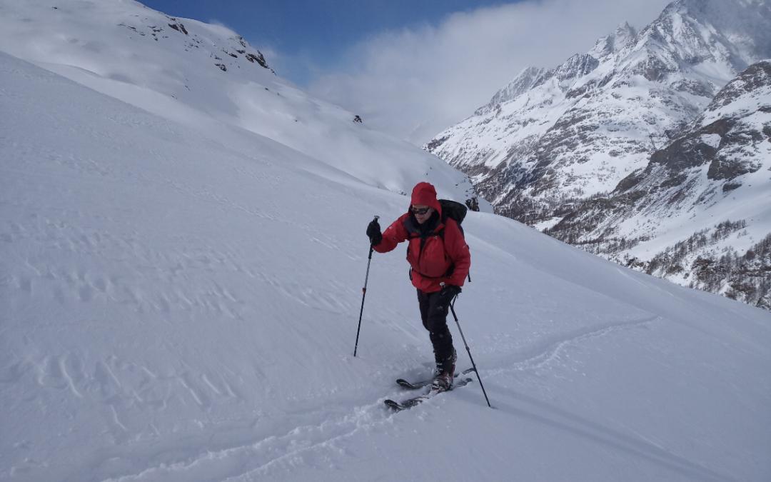 Col de Bellatsa, 3054 m