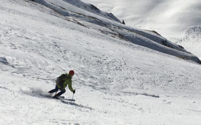 Ski dans les Bornes