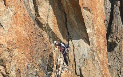 Argentières granite